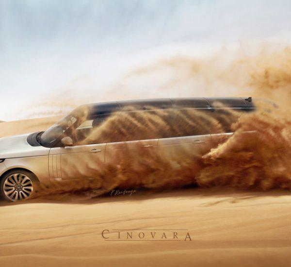 Range Rover 6x6x6